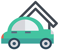 مزایده 3 دستگاه خودرو سواری هیدوندای و توسان